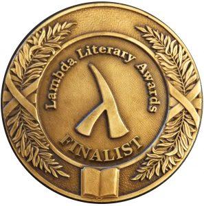Lammy finalist medallion