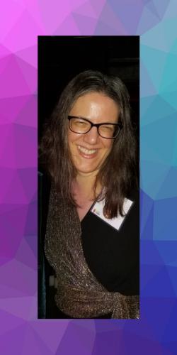 Siri Caldwell at Lammys 2018